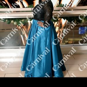 Mac Duggal Plus Size Ball Gown